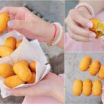大颗又酥脆!一中街人气第一名乖乖地瓜球 只要30元满满一大包