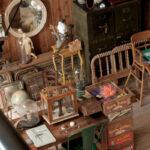 繁华都市里的一抹怀旧 家具X古董X咖啡