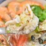 【台中】米饭跟6样海产一起熬软烂!「超澎湃海鲜粥」佛心价