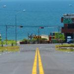 看见大海的「西部太麻里」 苗栗新埔西滨61号快速道路