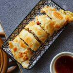 【台中】北区早午餐~馨香泡沫红茶 !在ㄧ中街附近唷