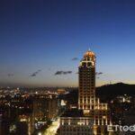 【台北】秘密夜景搭捷运就可到!白天看飞机、夜晚微醺眺望101