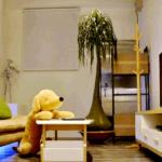 艾斯房型介紹【小猴四人房】