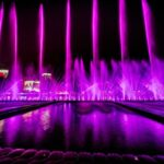 跨年約會首選!高雄夜景新去處 20公尺高「愛河水舞秀」美到明年3月